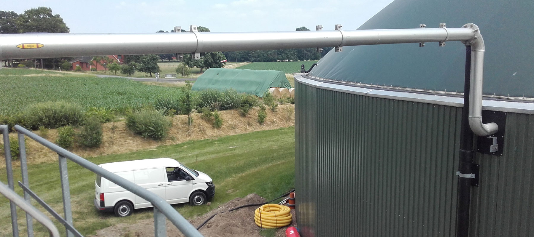 Biogas & Landwirtschaft